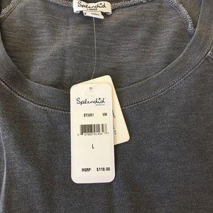 Splendid brand new long sleeve top